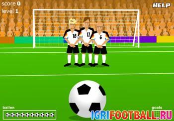 Игру скачать пенальти