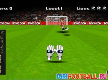 Игры все футболы